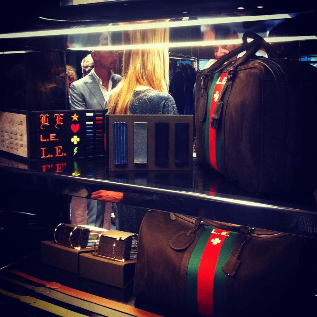Lapo Elkann - Gucci Brera - lapo's wardrobe