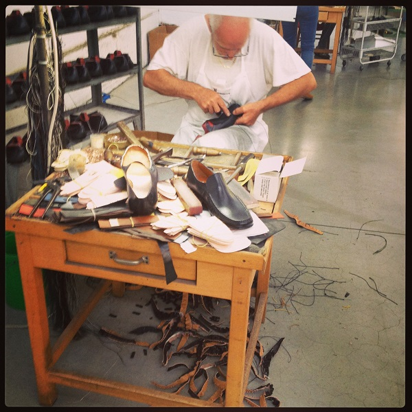 artigiani Made in Italy Moreschi