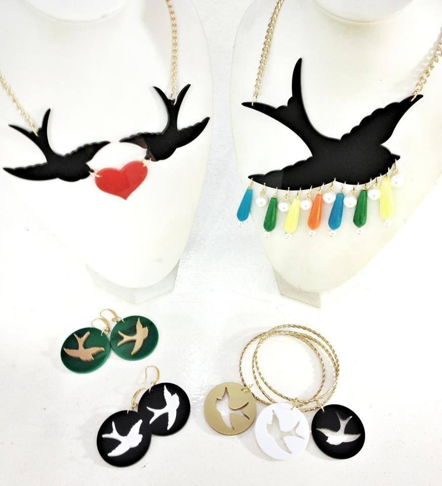 ibridi necklace