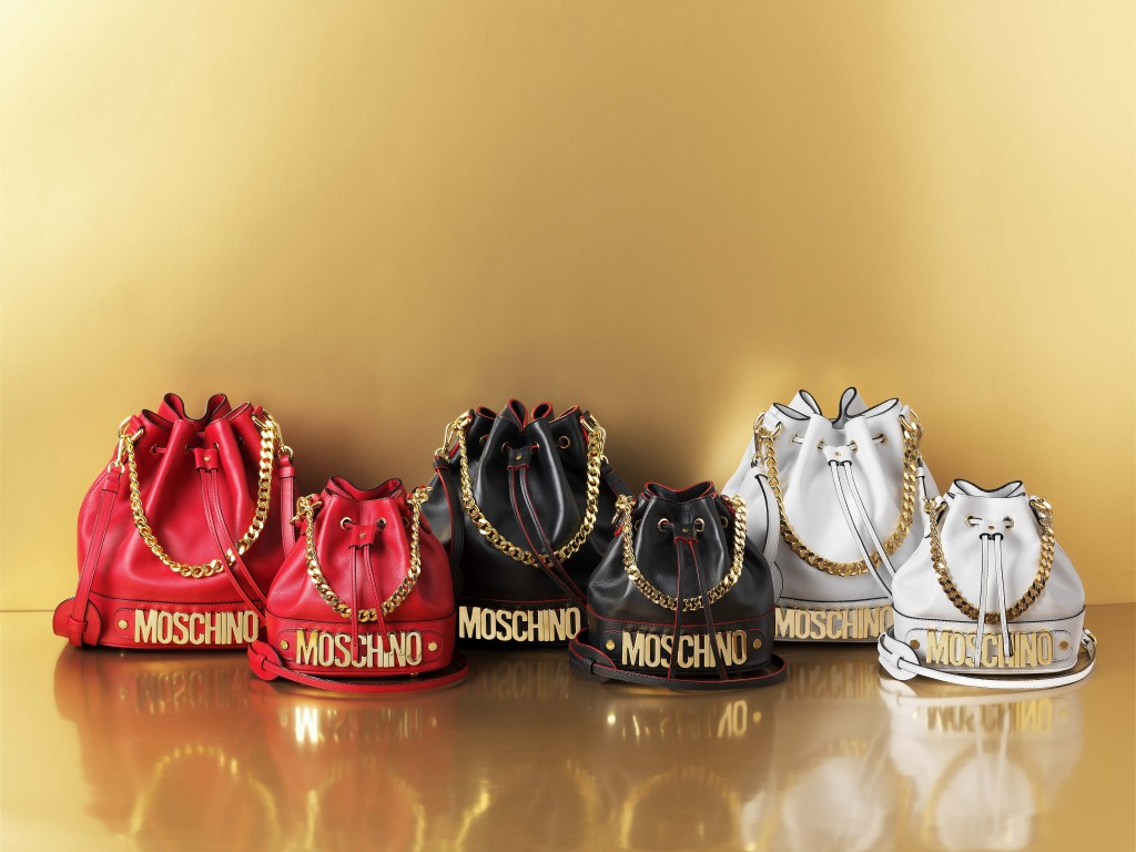 Moschino Bags limited edition
