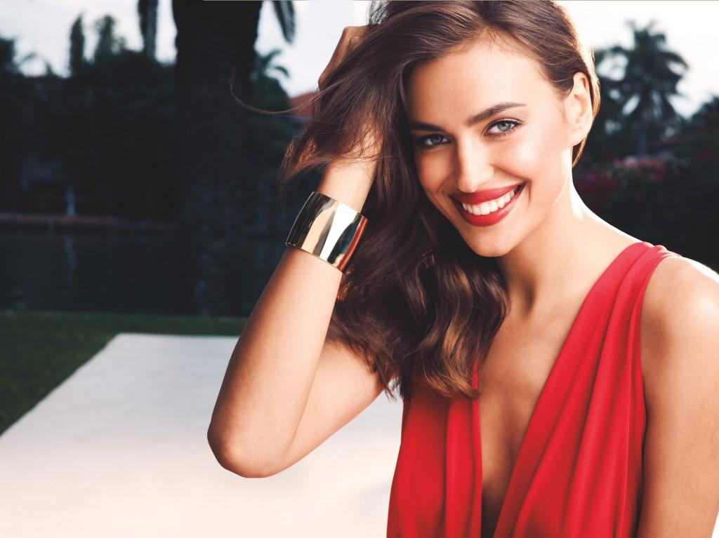 Irina Shaik per Avon