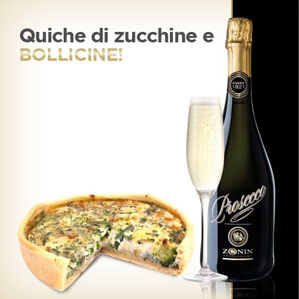 Prosecco Zonin aperitivo
