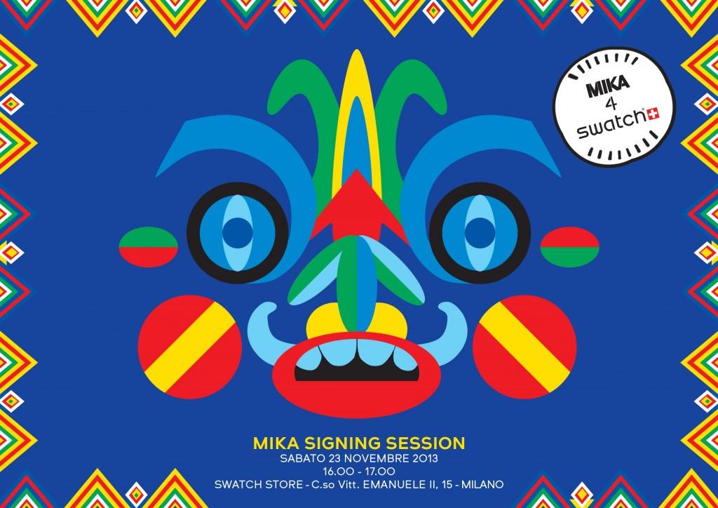 Mika Signing Session - 23 novembre 2013 (2)