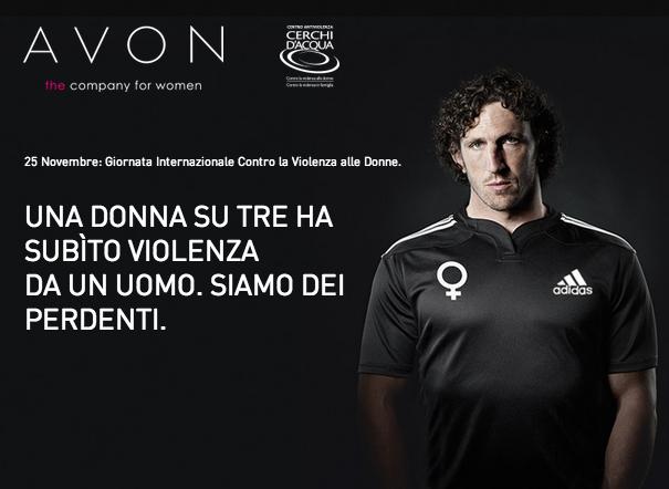 AVON - campagna contro la violenza sulle donne