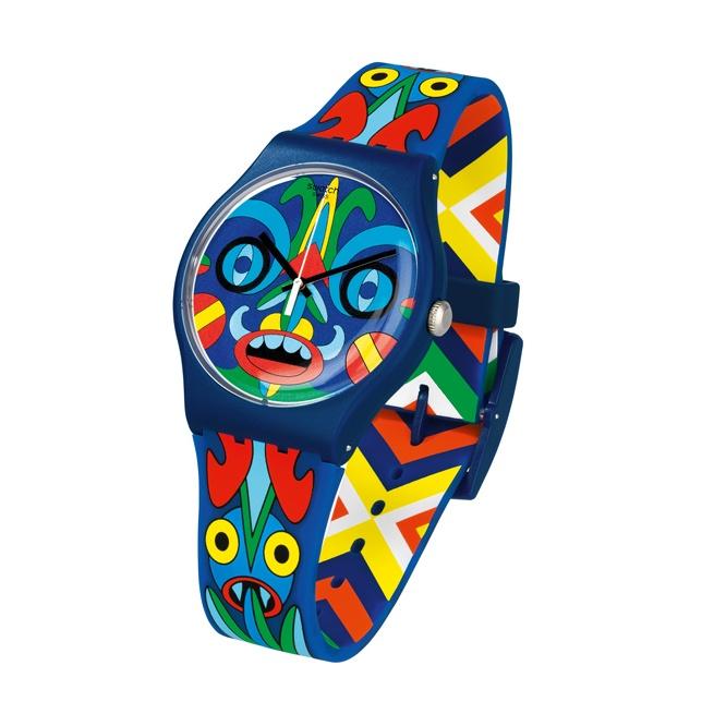 Mika per Swatch - orologio