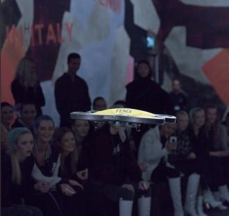 fendi drone
