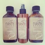 nashi argan shampoo balsamo spray