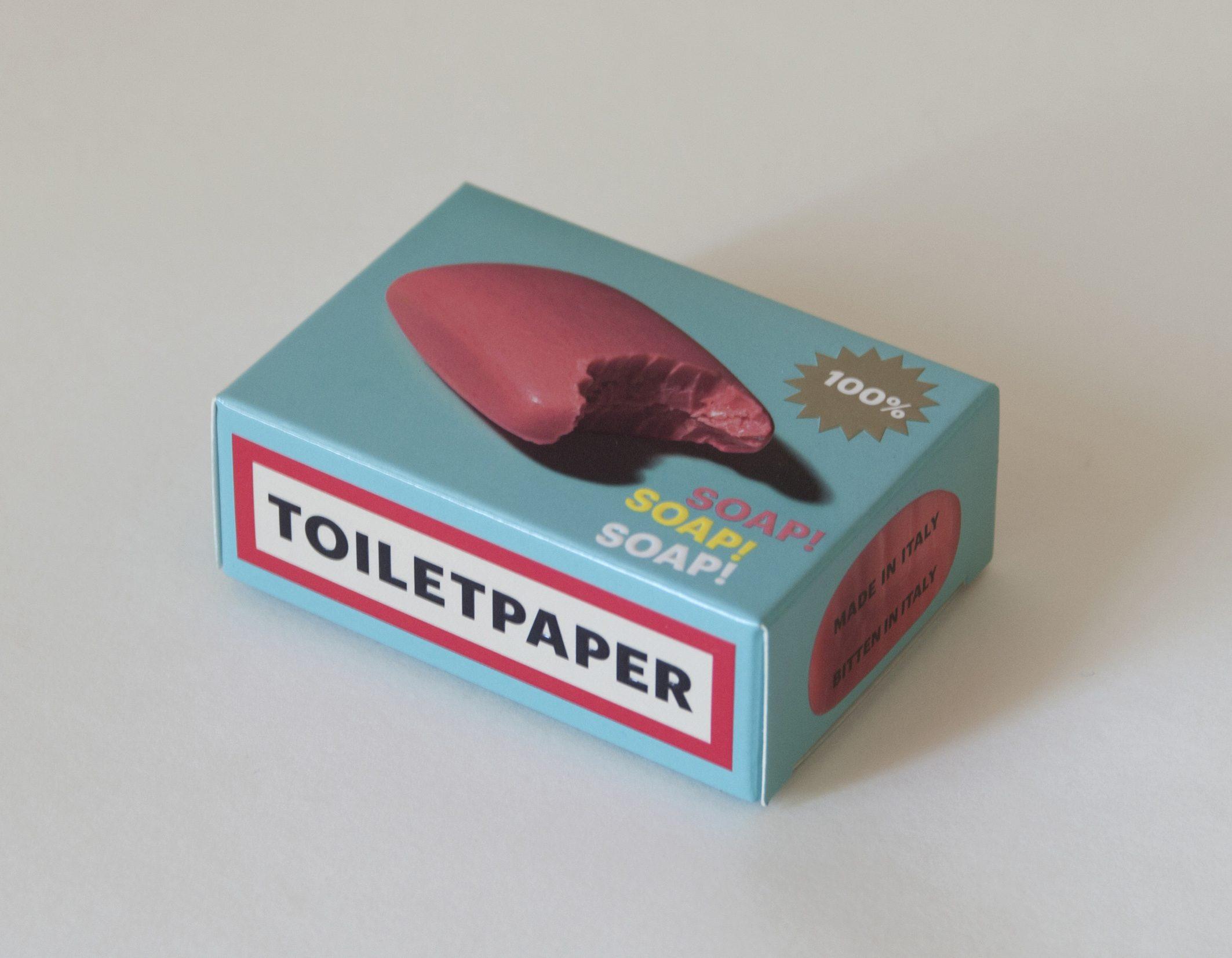 ToiletPapersaponetta&#;Seletti