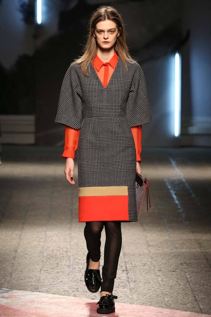 MSGM cappotto colori