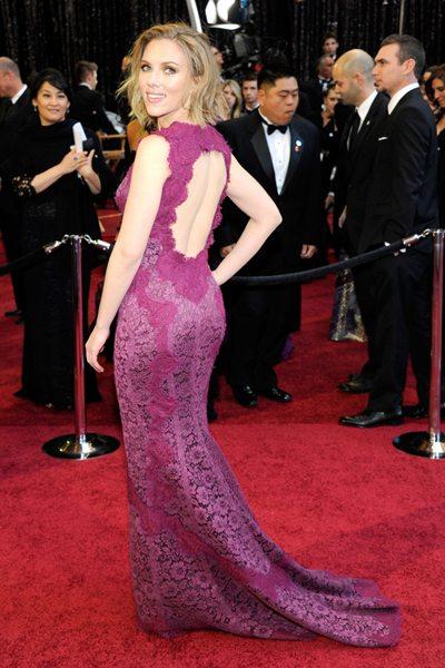 in Dolce&Gabbana, Oscar 2011