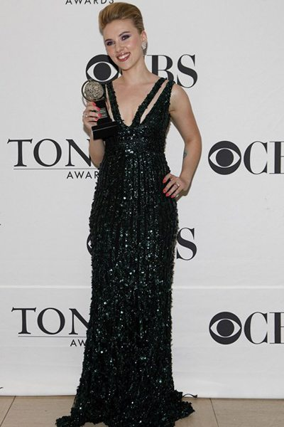 in Elie Saab, Tony Awards 2010