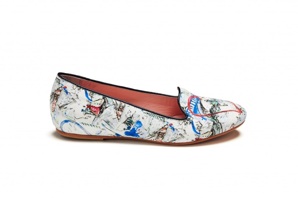 Loafer_MSGM X YOOX_exclusively for yoox.com_blue