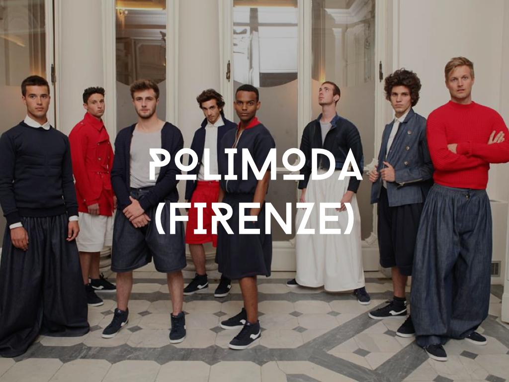Studiare moda al Polimoda Firenze