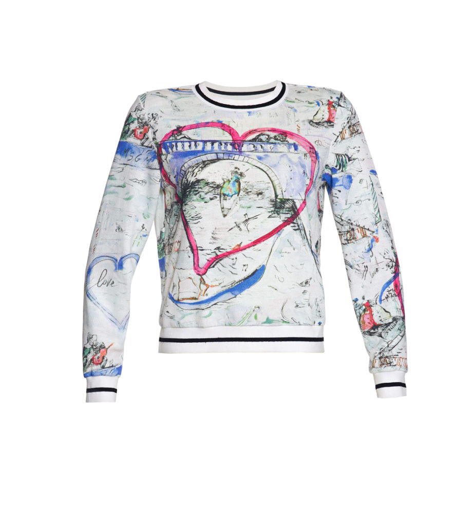Sweater_MSGM X YOOX_exclusively for yoox.com