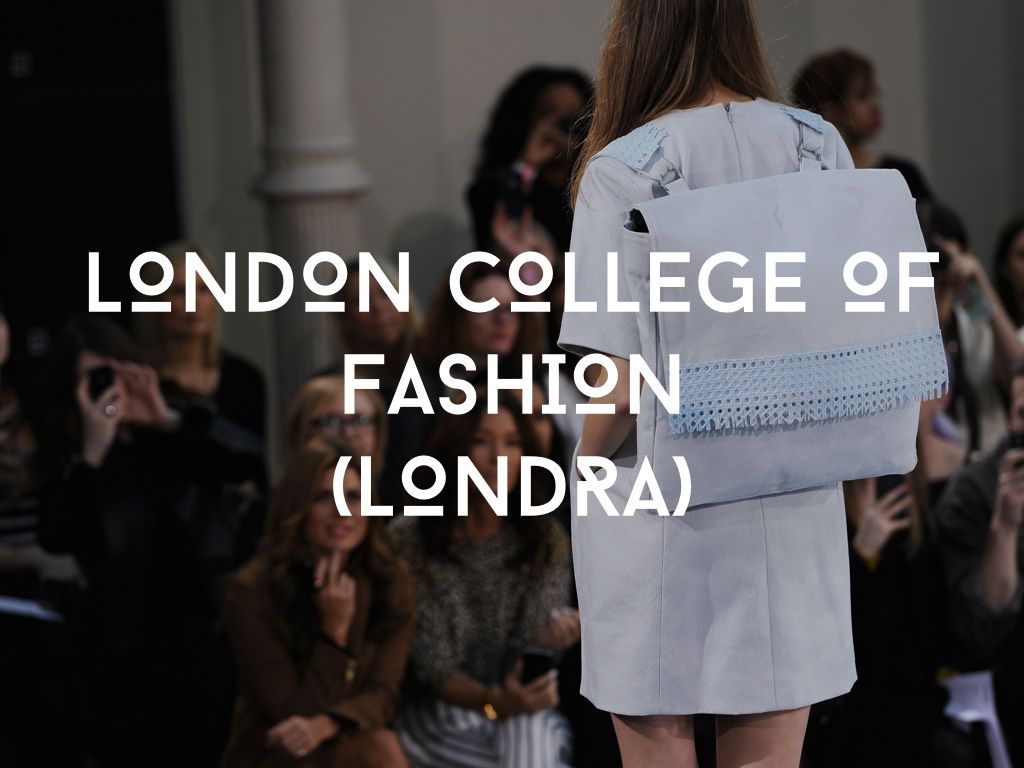Studiare moda al London College of fashion