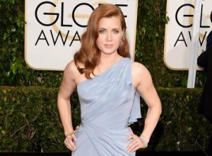 Amy Adams in Atelier Versace Golden Globe 2015