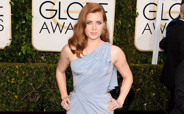 Amy Adams in Atelier Versace Golden Globe 2015