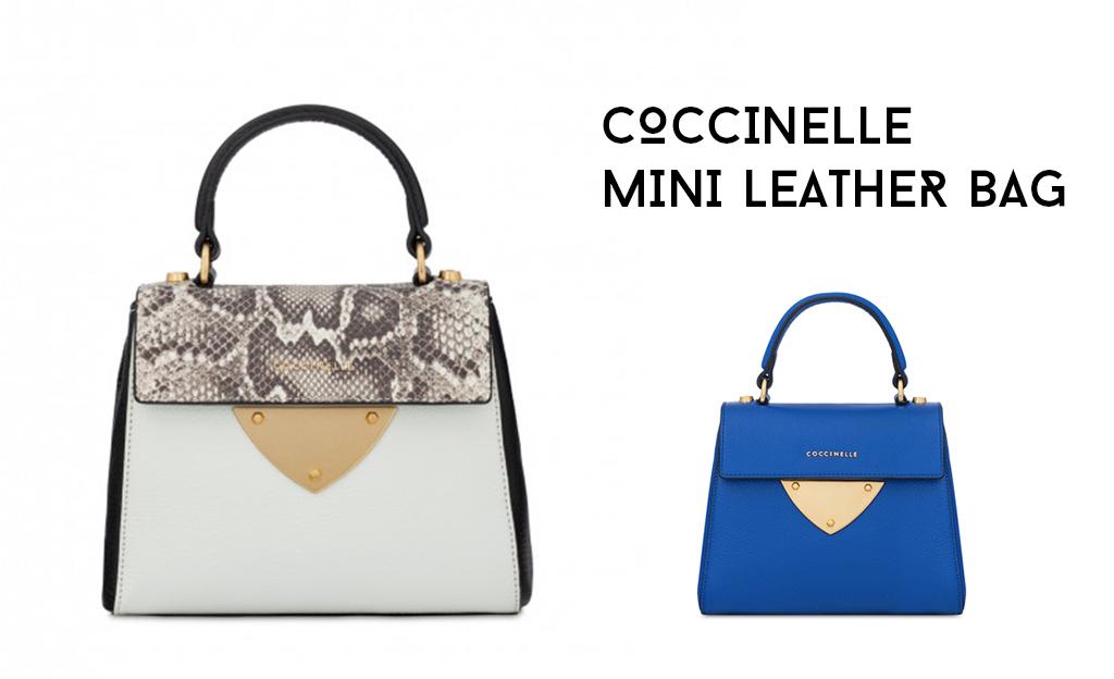 COCCINELLE-MINI-LEATHER-BAG