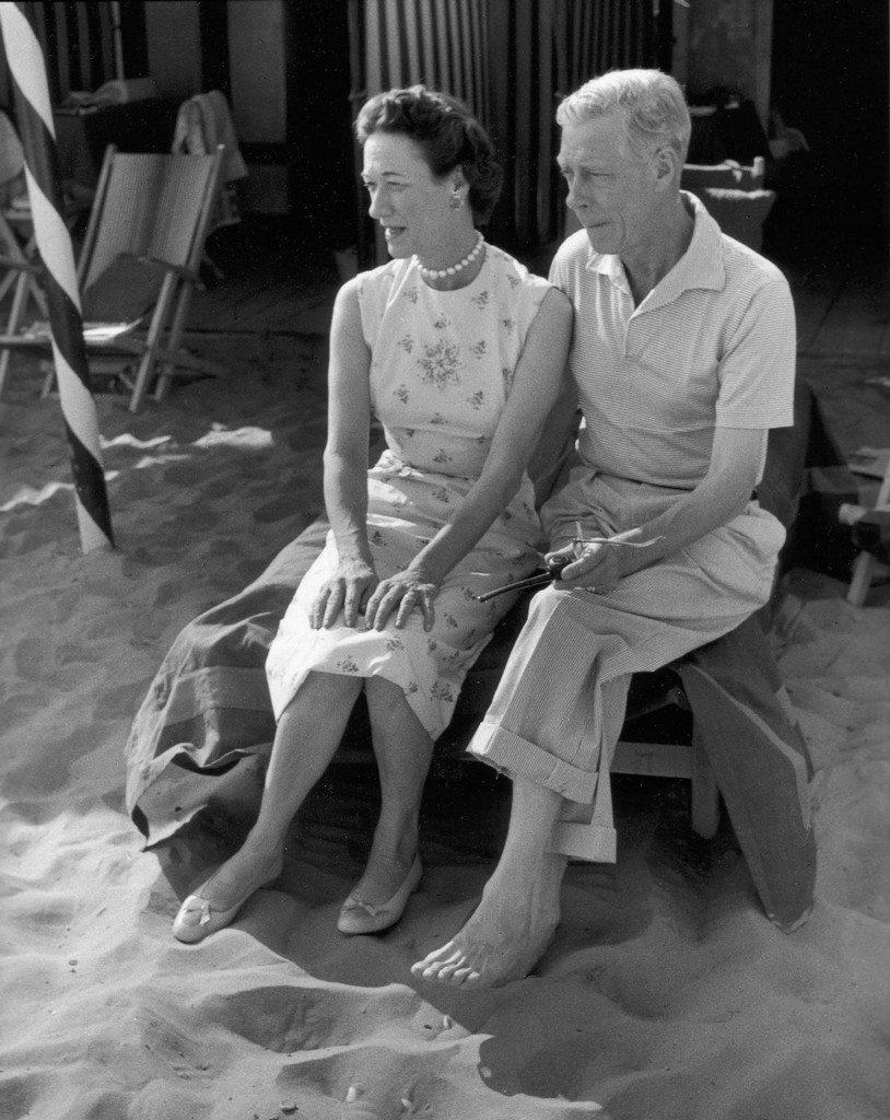 Edoardo VIII e Wallis Simpson