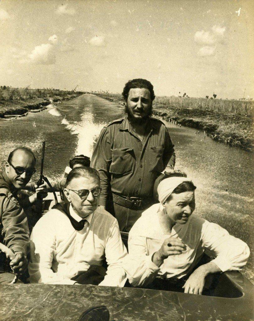 simone de Beauvoire e Jean Paul Sartre