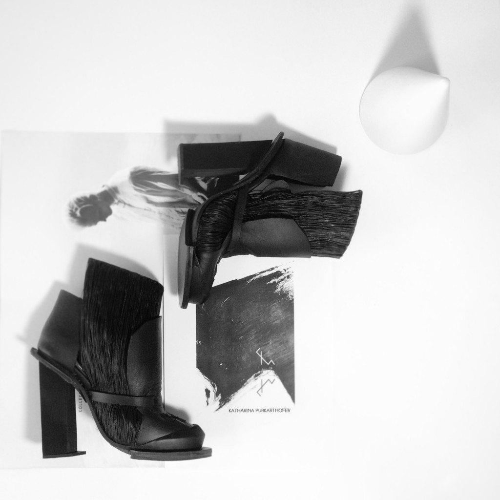 Shoe Prototype Katharina Purkarthofer