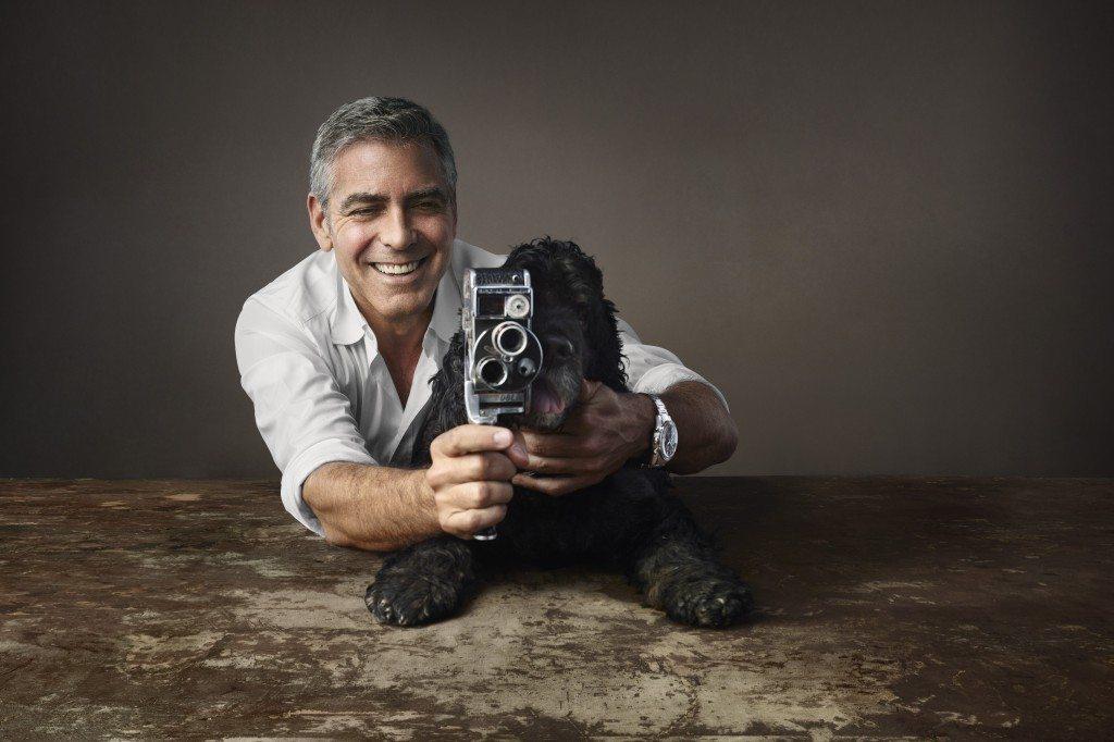 George Clooney Omega