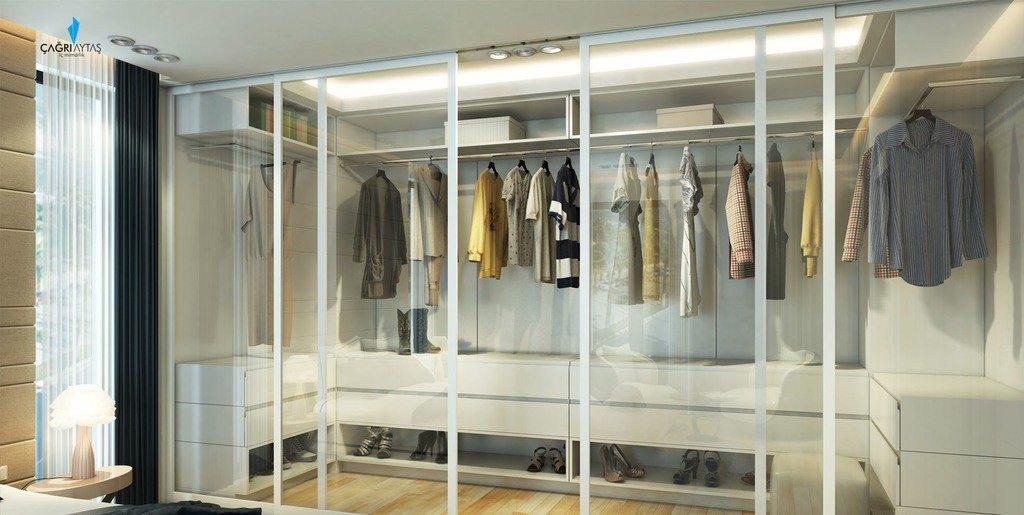 Cabina armadio idee e ispirazioni the wardrobe - Idee cabina armadio ...