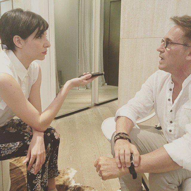 Simona Melani e Tullio Marani