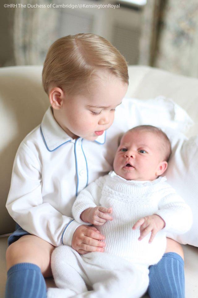 prince george and princess charlotte 3