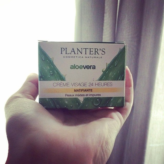 Planter's crema viso