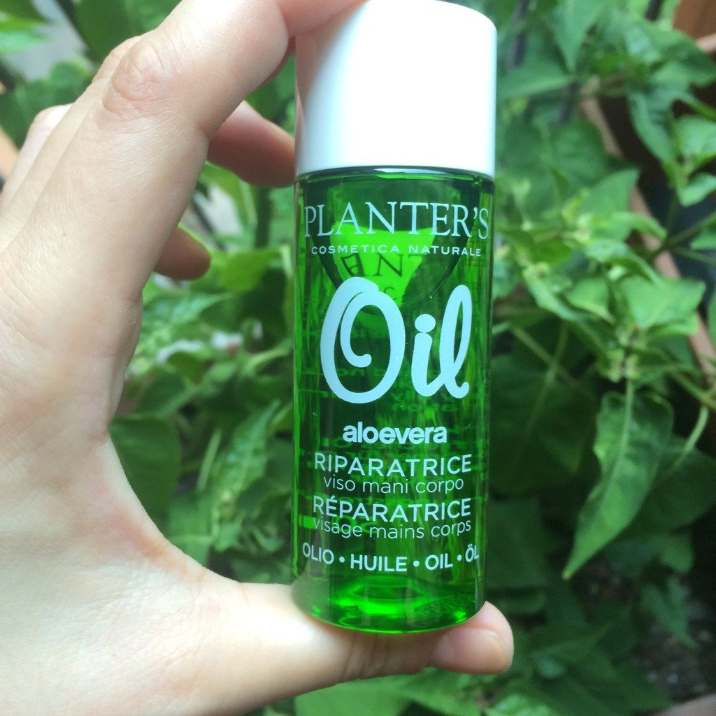 Planter's olio corpo