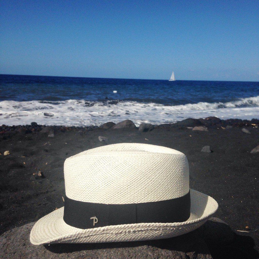 Cappello di paglia Panizza 1879