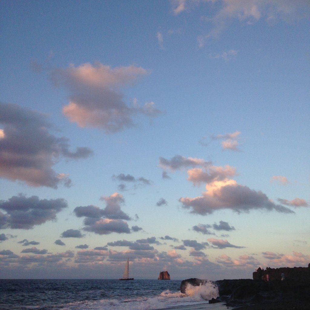 Spiaggia Lunga Stromboli
