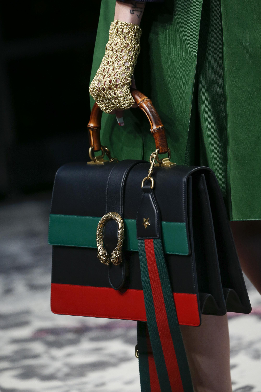 Borsa Gucci Dionysus Verde