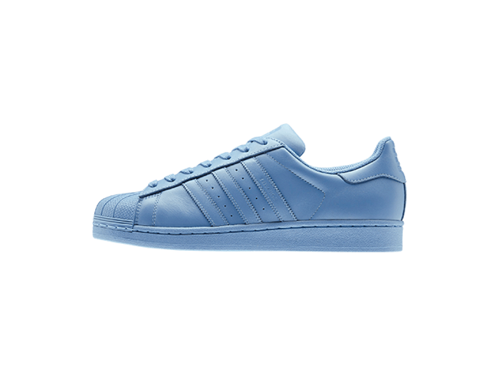Adidas Superstar Supercolors by Pharrel