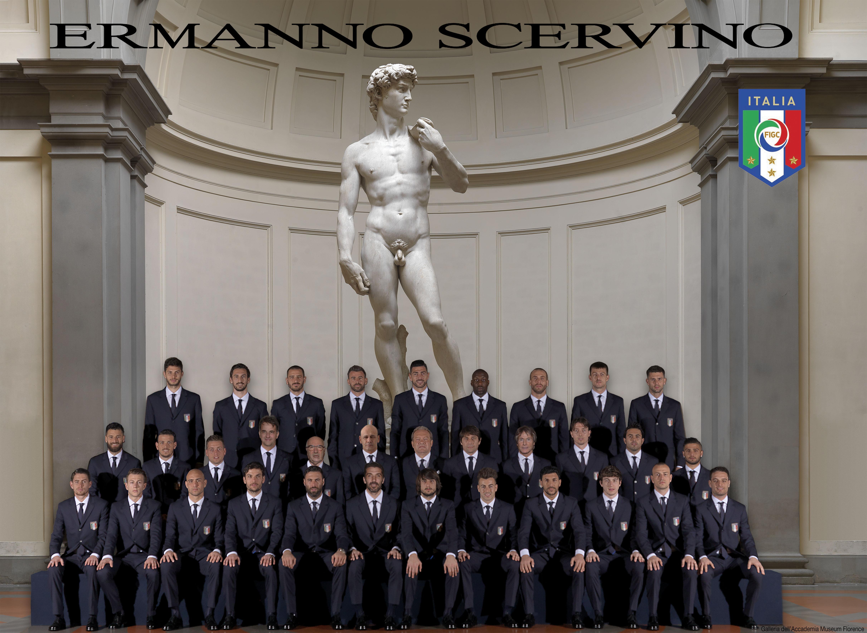 Ermanno Scervino NAZIONALE ITALIANA CALCIO