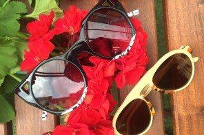 Essedue Sunglasses, occhiali & hashtag