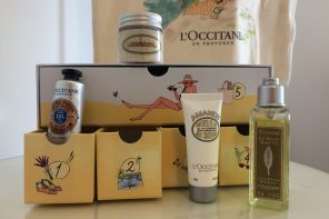 Aspettando l'estate con il cofanetto L'Occitane #summeriscoming