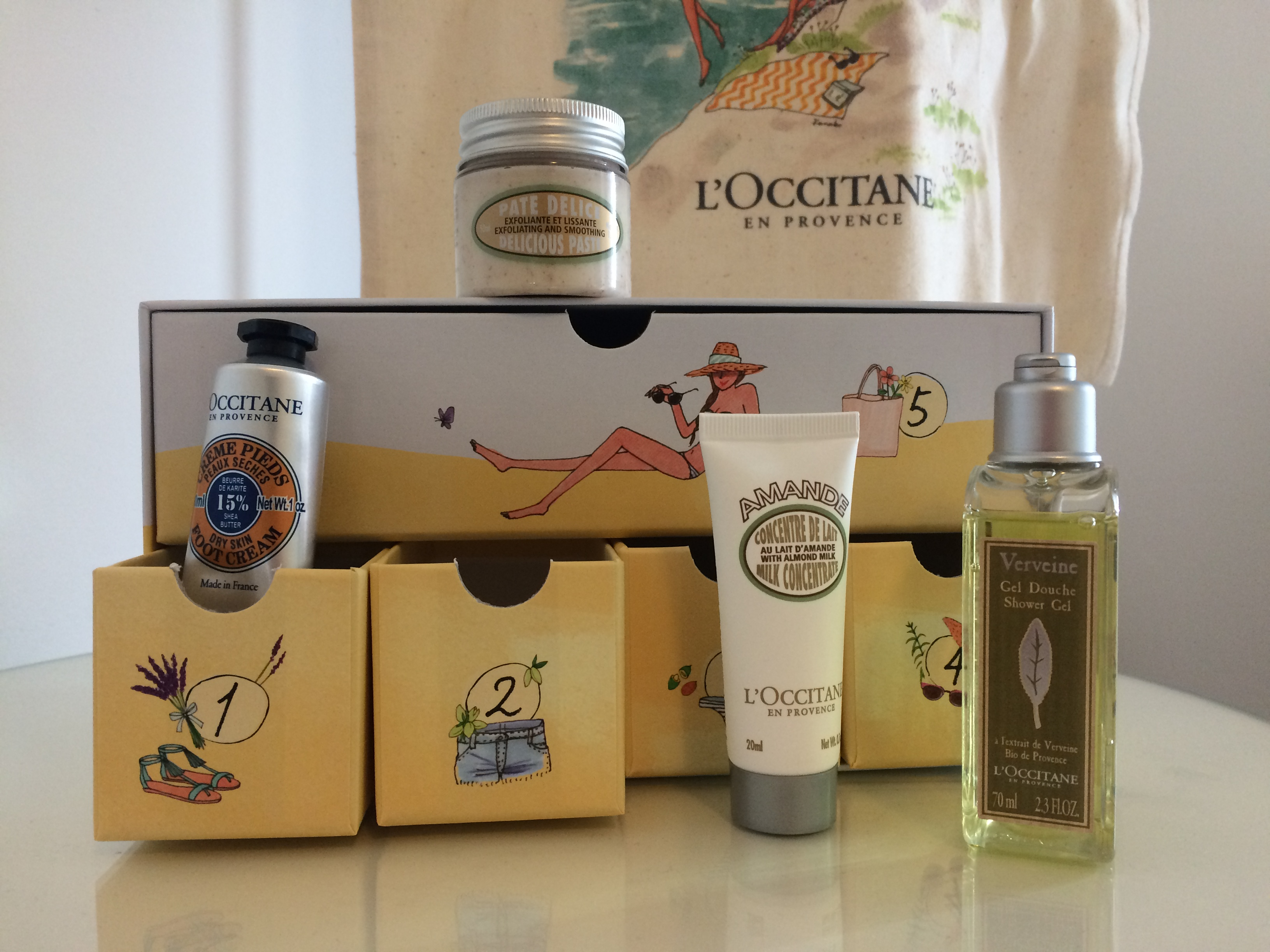 L'Occitane Summer is coming