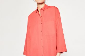 Camicia Rossa zara