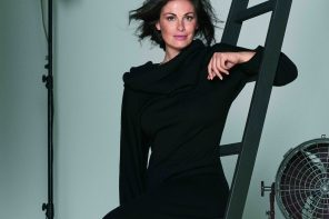 Vanessa Incontrada e la capsule collection per Elena Mirò
