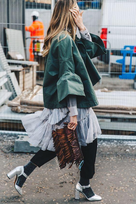 Layering: alla moda con i vestiti dell'anno scorso