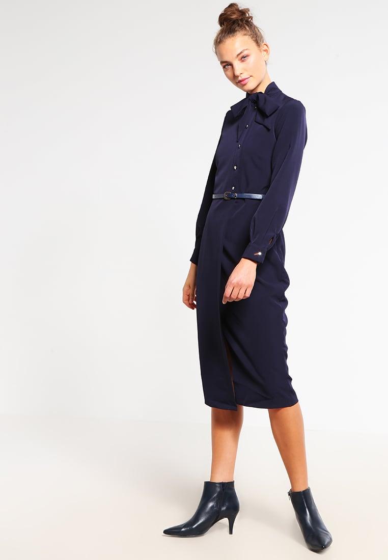 vestito-navy-con-fiocco