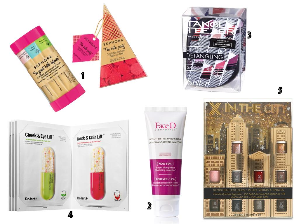 10 regali di natale da comprare da sephora the wardrobe - Perle da bagno sephora ...