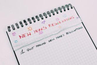 ricominciare anno propositi
