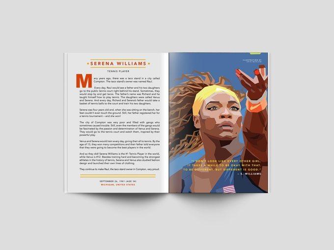 serena williams timbuktu femminismo 2017, lanno delle donne | Gennaio Cover Story