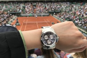Una siciliana a Parigi: al Roland Garros con Longines