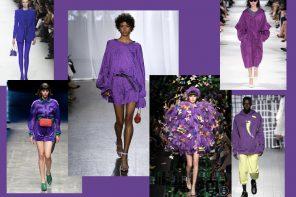 Ultra Violet, il colore del 2018 secondo Pantone