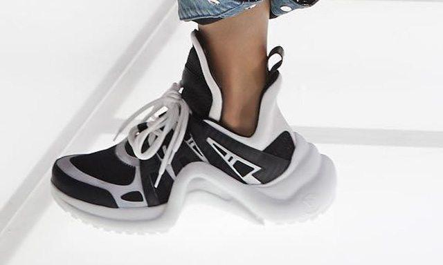 sneakers vuitton tendenze primavera estate 2018