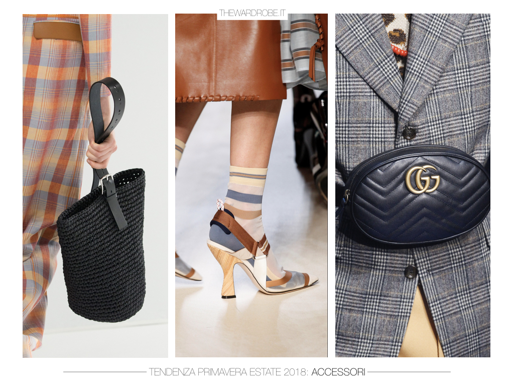 tendenze primavera estate 2018 accessori